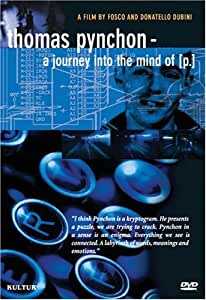 Thomas Pynchon - A Journey Into the Mind of [p] by Kultur