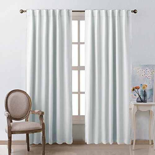 Living Room Darkening Curtain Drapes