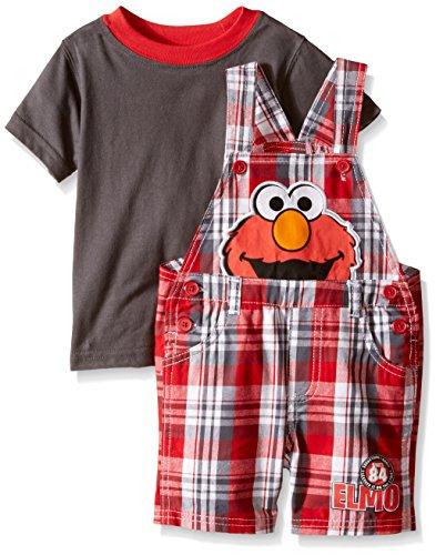 Sesame Street Little Piece Shortall