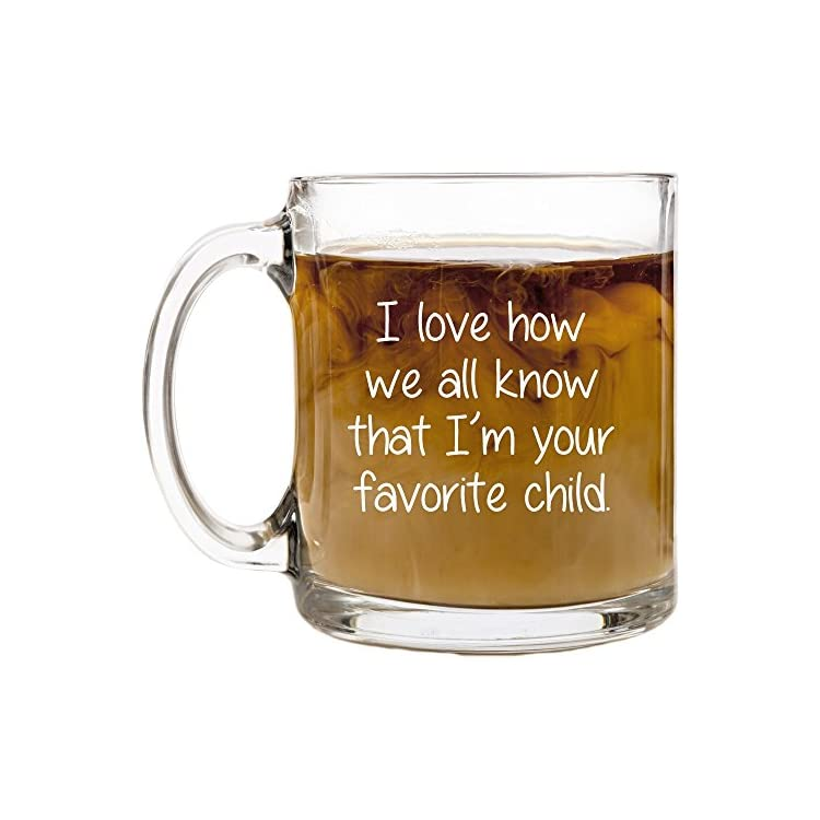 48da242c Fathers Day Mothers Day Birthday Christmas Gifts | I Love How We All ...