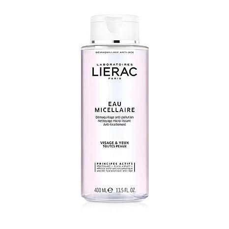 Lierac, Desmaquillante facial - 400 ml.: Amazon.es: Belleza