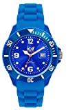 Ice-Watch Armbanduhr Sili-Forever Unisex Blau SI.BE.U.S.09