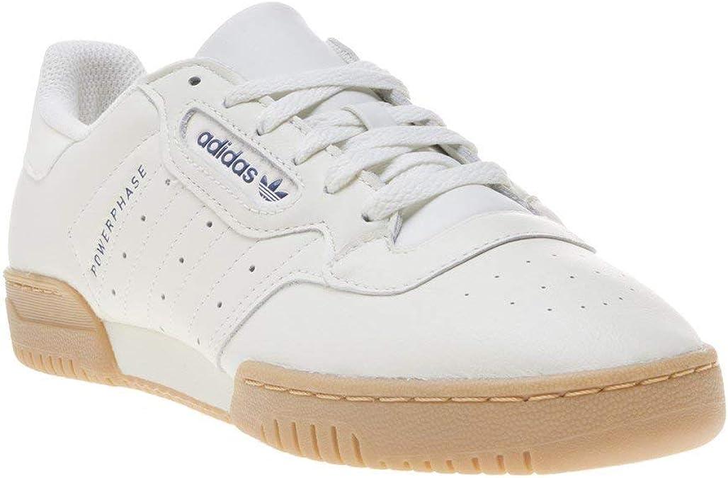 Uganda entrevista complicaciones  adidas POWERPHASE Trainers Off White/Dark Blue/Gum 3 11 UK: Amazon.co.uk:  Shoes & Bags