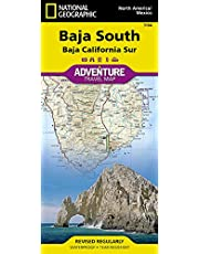 Baja California, South, Mexico (Adventure Map)