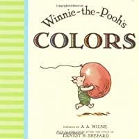 Winnie the Pooh's Colors