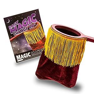 Magic Makers - The Magic Change Bag - Red Edition - Classic Vanishing Effect