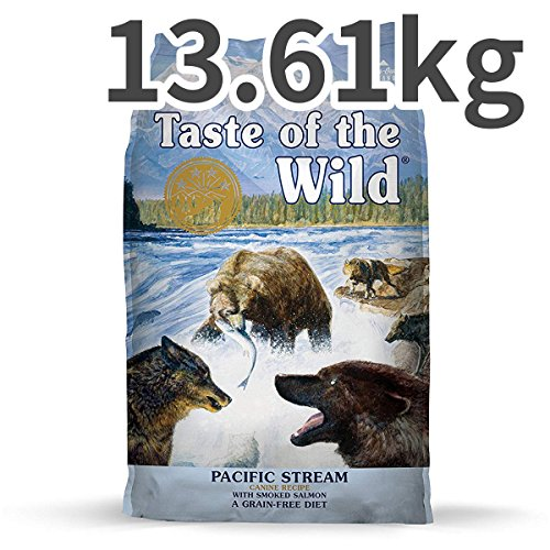 Croquetas Taste Of The Wild Pacific Stream Canine (Salmòn ahumado) 13.61 Kg