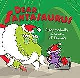 img - for Dear Santasaurus book / textbook / text book