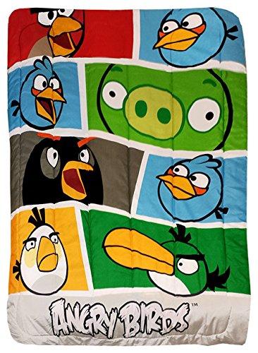Angry Birds Comforter Colors Blanket