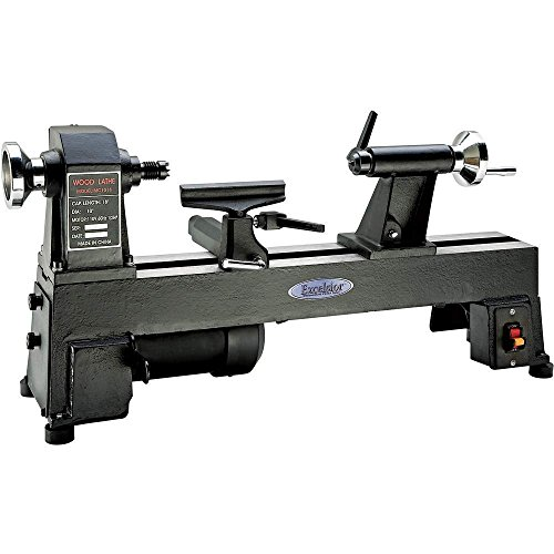 Rockler Excelsior 5-Speed Mini Lathe