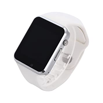 LNLZYF Pulsera Inteligente Bluetooth Smart Watch Hombres con ...