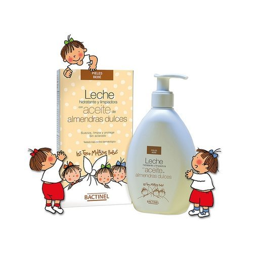 Leche Corporal De Almendras Para Bebé 450 Gr de Bactinel: Amazon.es: Bebé