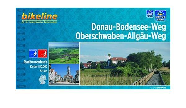 Donau Bodensee Radweg Ulm Friedrichshafen Bike 130 Stefan Heym