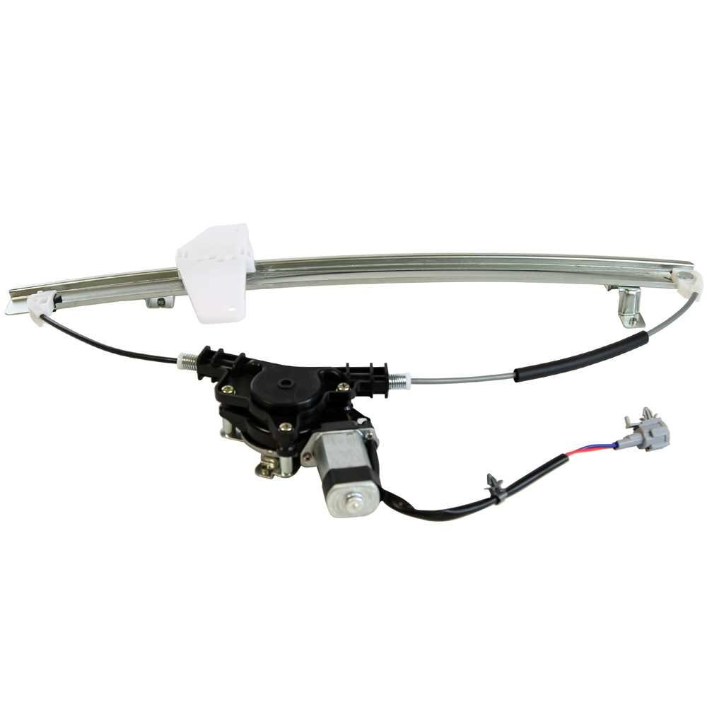 Prime Choice Auto Parts WR848983 Rear Right Window Regulator w//Motor