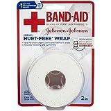 Band-Aid Hurt Free Wrap, Medium, 1 ea Pack of 2