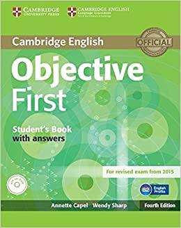 Objective First Student's Book With Answers With Cd-rom Fourth Edition por Annette Capel epub
