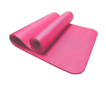 Amazon.com : GOPG Premium Yoga Mat - Beginner Non Slip ...