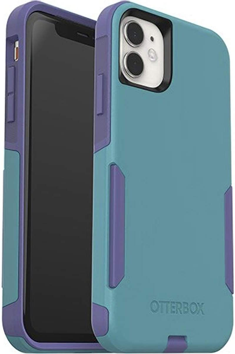 OtterBox Commuter Series Case for iPhone 11 - Non-Retail Packaging - Cosmic Ray
