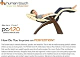 Human Touch Perfect Chair PC-420 Classic Plus Premium Full Grain Leather Zero Gravity Recliner