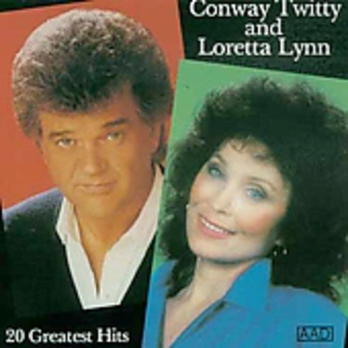 Loretta Lynn Songs - Conway Twitty & Loretta Lynn - 20 Greatest Hits [MCA]
