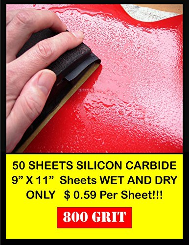 3m 800 wet sandpaper - 3