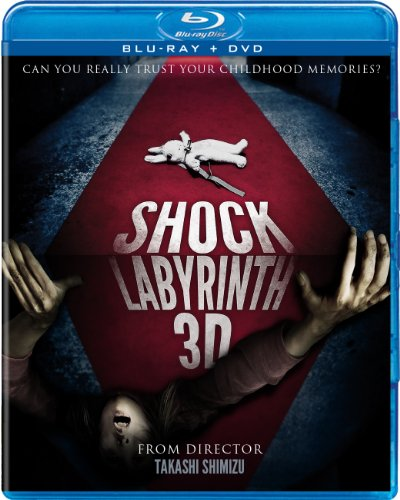 SHOCK LABYRINTH 3D (BLU-RAY)