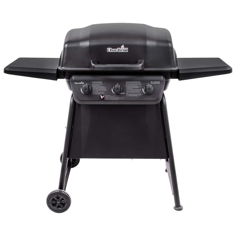 Char-Broil 463742418 Classic Series 3 Burner Gas Grill