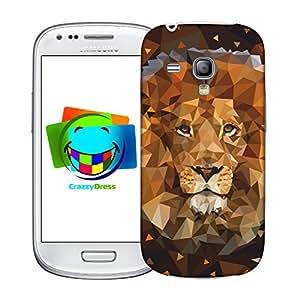 BRALEXX-Carcasa para Samsung Galaxy S3Mini poligonal 3