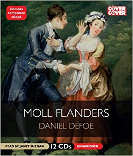 Book Moll Flanders (Cover to Cover)