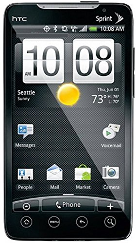 Iphone 4 black sprint clean esn