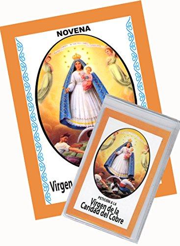 Novena De La Virgen Caridad Del Cobre para Pedirle Protección en Situaciones Peligrosas. (Corazón Renovado) (Novena A La Sangre De Cristo Original)