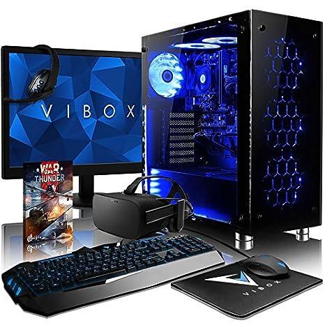VIBOX Nebula VRL580-59 VR Gaming PC con Oculus Rift, Cupón ...