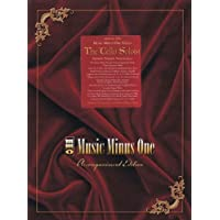 Music Minus One Cello: The Cello Soloist: Classic Solos for 'Cello and Piano (Sheet Music & 2 CDs)