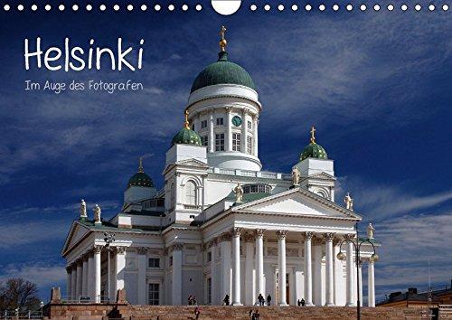 Helsinki im Auge des Fotografen (Wandkalender 2018 DIN A4 quer): Helsinki, Metropole am Meer (Monatskalender, 14 Seiten ) (CALVENDO Orte) [Kalender] [Apr 01, 2017] Roletschek, Ralf