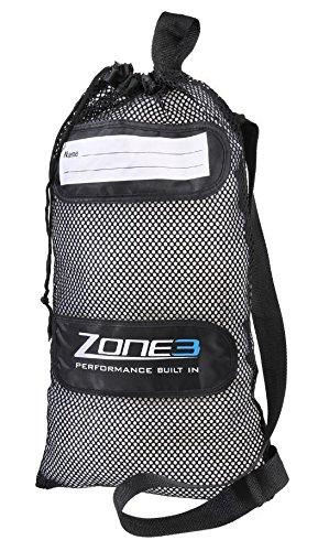 bea61e86f46a Zone3 Mesh Swim Bags (Black)  Amazon.co.uk  Sports   Outdoors