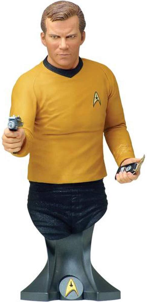Titan Merchandise - Star Trek Masterpiece Collection Bust James T. Kirk 20 cm AUG111894