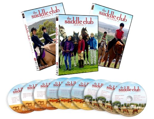 The Saddle Club: The Complete Series (The Saddle Club Tv Series)