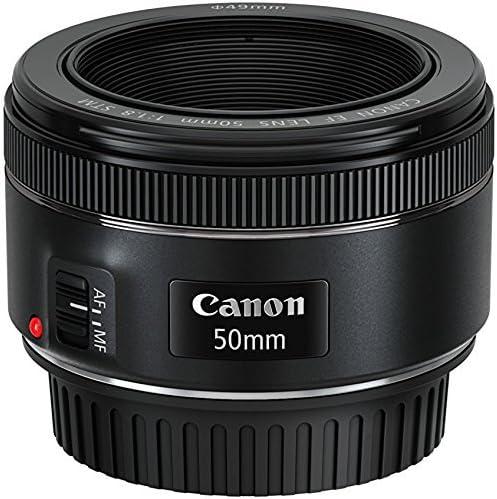 Canon 0570C005AA - Objetivo para cámara réflex (EF 50 mm, F/1.8 ...