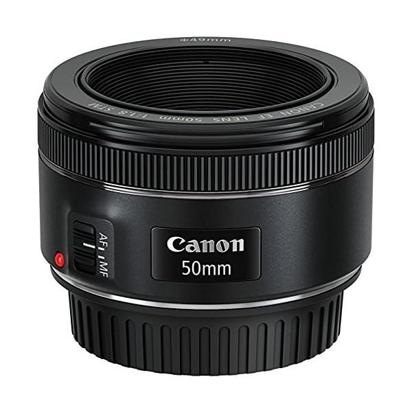 RetinaPix Canon EF50MM F/1.8 STM Lens for Canon DSLR Cameras