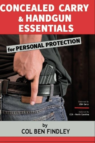 Concealed Carry & Handgun Essentials for Personal Protection (Best Carry Weapon For A Woman)