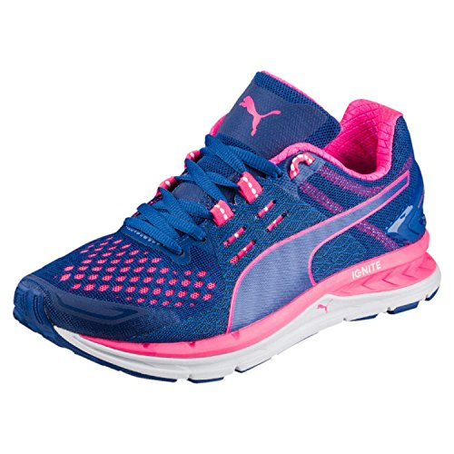 Puma para Ignite S Speed True Mujer Zapatillas Pink knockout 1000 Blue CyHHFKOq