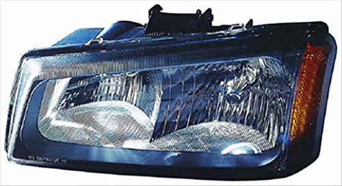 Partslink GM2502257 Multiple Manufacturers GM2502257N OE Replacement Headlight Assembly CHEVROLET AVALANCHE 2007
