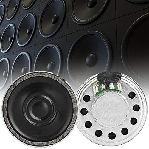 Luidspreker 8Ω 0,5W Voor muziekspelers voor de meeste werkomstandigheden