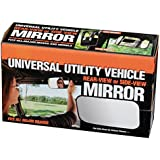 """Bad Dawg Accessories 1.75"""" Universal Utility Mirror. Rear View or Side View. Fits Ranger-Rhino-Gator-RZR. 693-3550-00"""