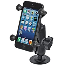 RAM Flex Adhesive Mount with Universal X-Grip(TM) Cell Phone Holder