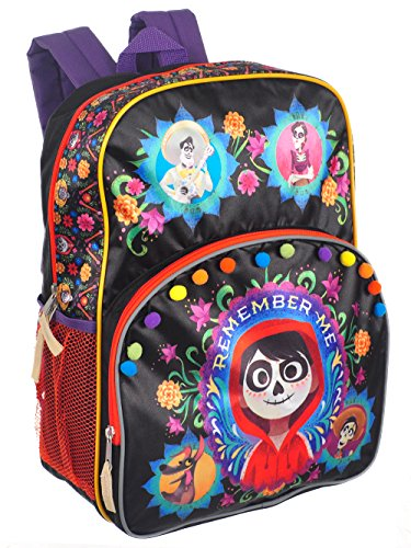 COCO Remember Me 16 inches Large Backpack by Accessory Innovations