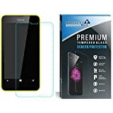 Nokia Lumia 625 Protect Plus Pro HD+ 9H Hardness Toughened Tempered Glass Screen Protector