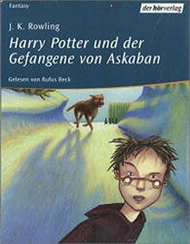Harry Potter Und Der Gefangene Von Askaban Horbuch 9 Musikkassette Amazon De Rowling Joanne K Beck Rufus Bucher