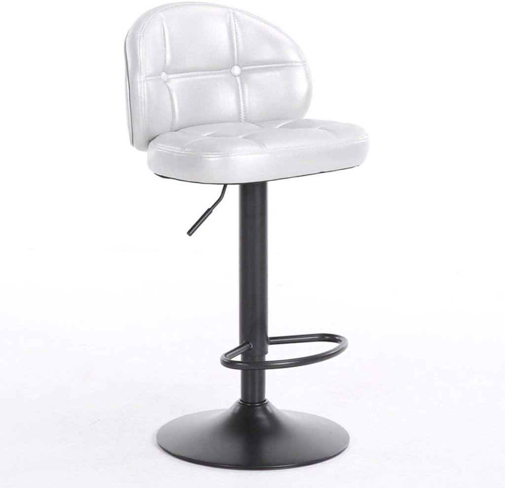 QTQZDD Tabouret en Fer forgé Chaise de Bar Table Haute et