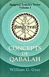 Concepts of Qabalah, William G. Gray, 0877285616
